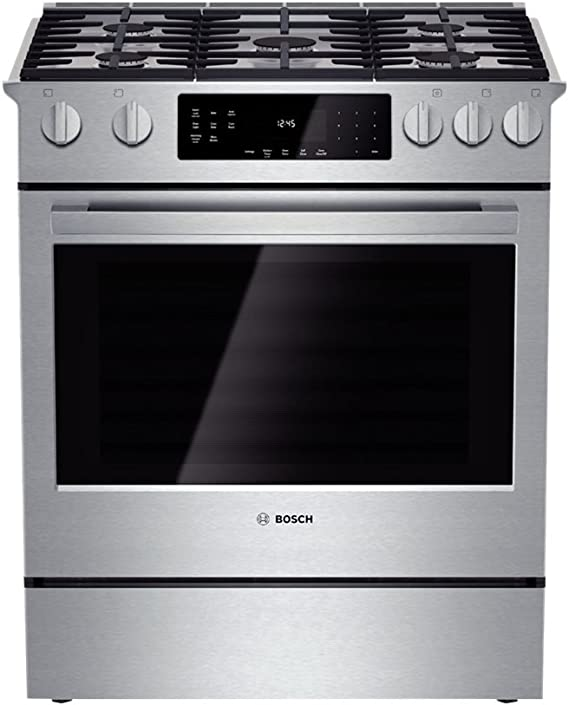 Amazon.com: Bosch, HGI8054UC, cocina a gas de acero ...