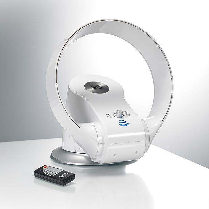 Beem Air Joy Cool - Ventilador, sin rotor, color blanco y plata ...