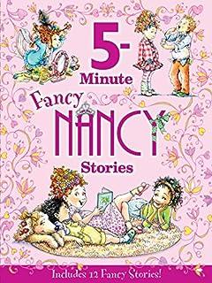 fancy nancy 5 minute fancy nancy stories - Fancy Nancy Halloween