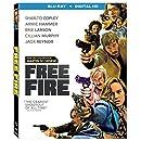 Free Fire [Blu-ray]