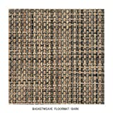 Chilewich Basketweave Floormat 35'' X 48'' Bark