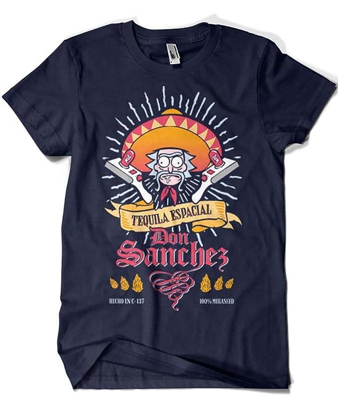 1 opinioni per Camisetas La Colmena 2307-Maglietta Rick And Morty- Tequila Don Sanchez (Diego
