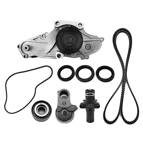 Amazon Com Complete Professional Engine Timing Belt Kit With Water