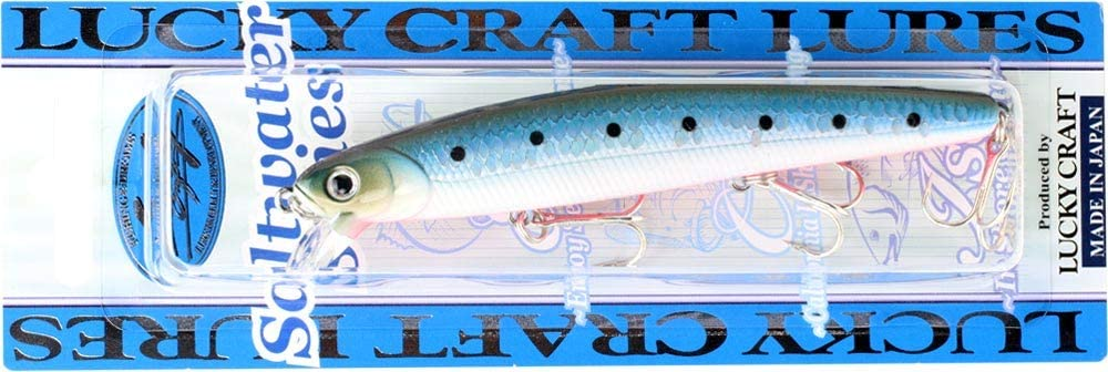 Lucky Craft Flash Minnow110 SuperGlow MS CherryDineSardine New In Package 750