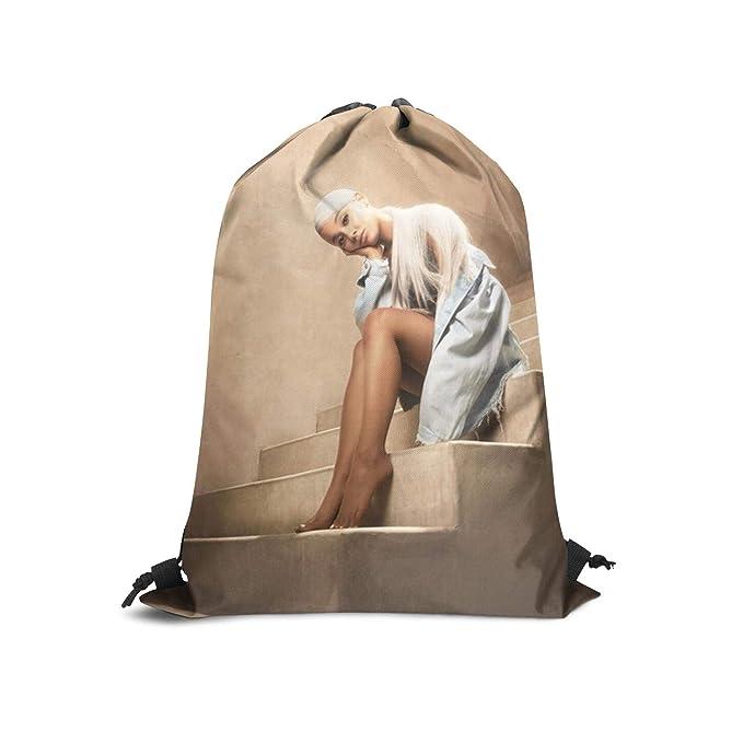 18c200695e22 Amazon.com: K7Top Polyester Drawstring Backpack Large Nylon Rucksack ...
