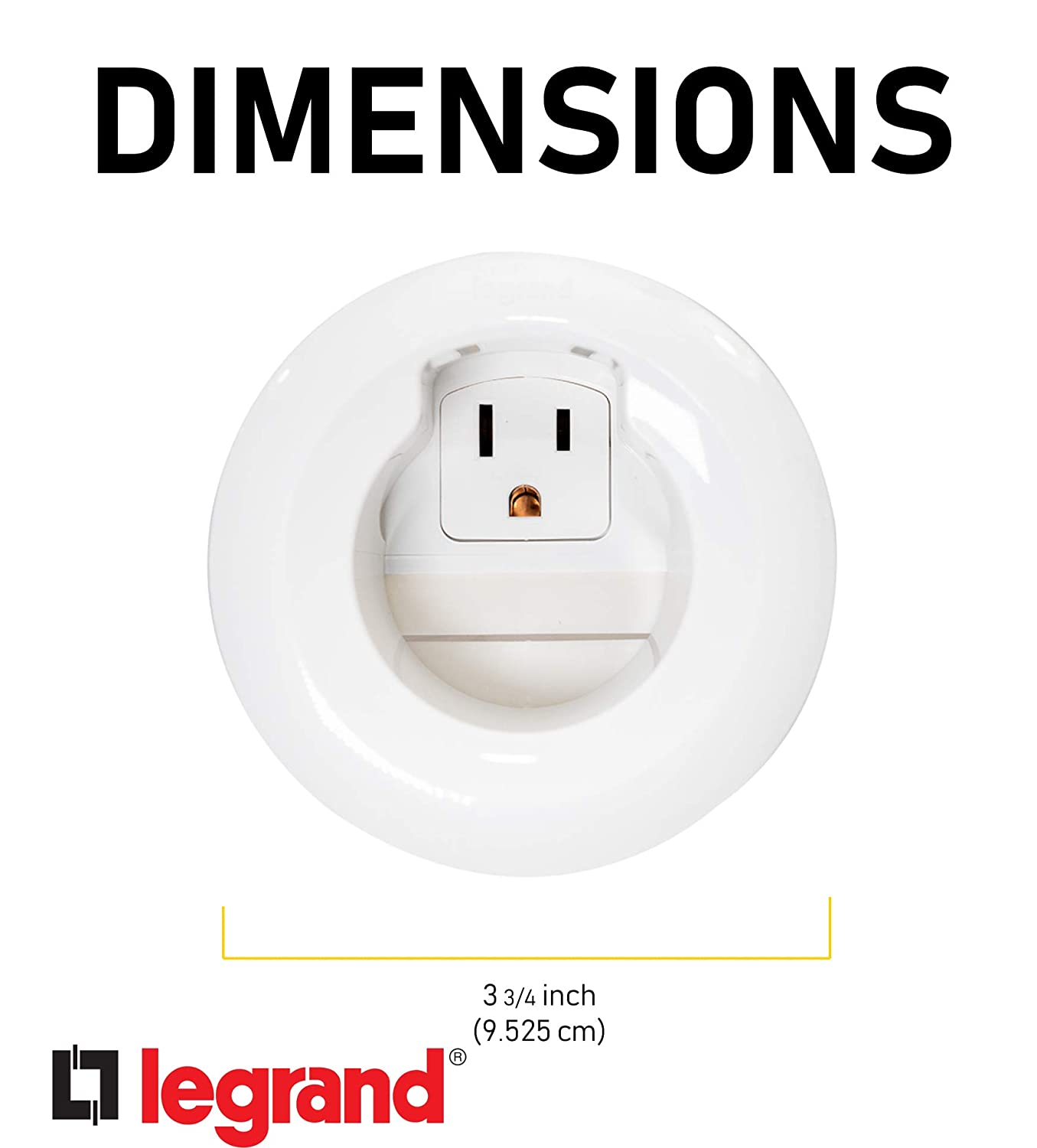 Legrand Wiremold Cmk70 Flat Screen Tv Cord And Cable Wires Power Plug Protruding From A Wall During Rewiring By An Kit Recessed In Management System With Powerconnect White