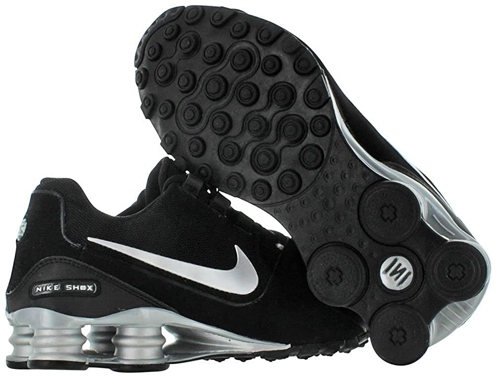 newest 657e0 52e18 Amazon.com   Nike Men s Shox Avenue Ankle-High Running Shoe   Road Running