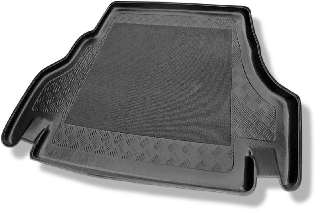 Mossa Car trunk mat Fits perfectly Odourless boot liner 5902538564236