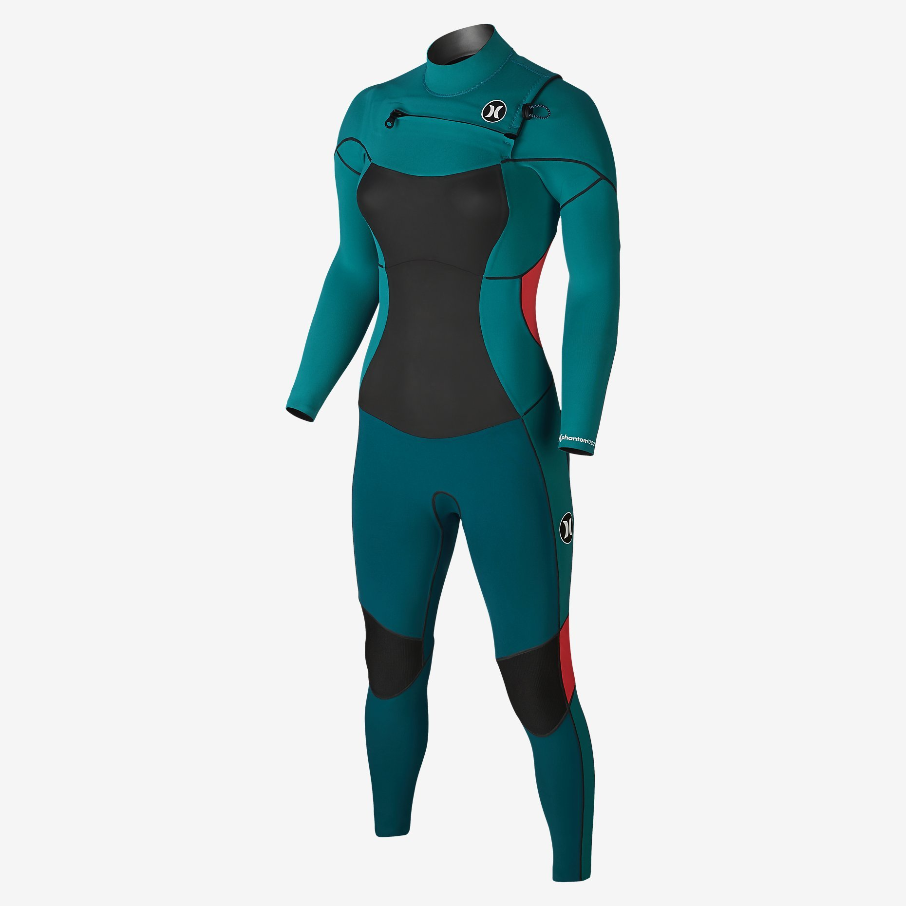 Hurley GFS0000050 Womens Phantom 202 Full, Radiant Emerald - 6 by Hurley
