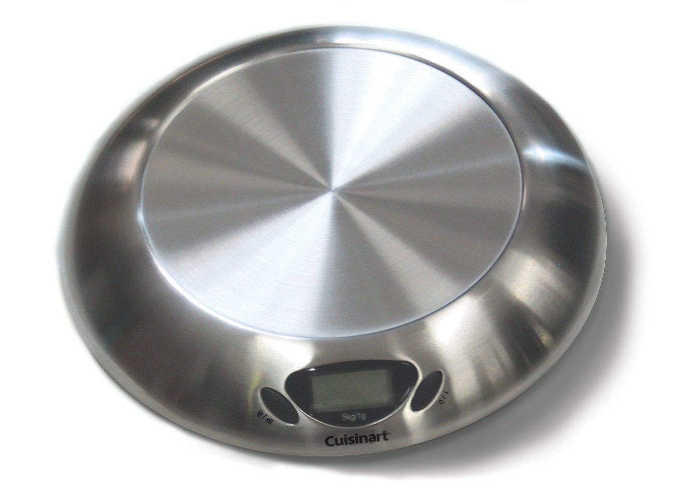 Cuisinart SCA5CE Digitale Küchenwaage | eBay