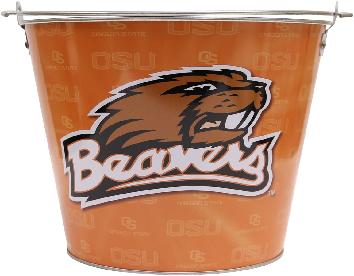 NCAA Collegiate Full Color Beer Buckets (Holds 5+ Beers and Ice)