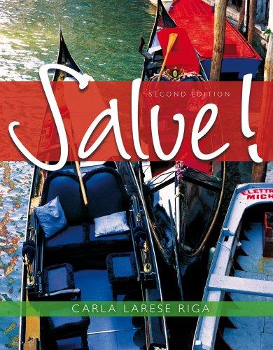 Bundle: Salve!, 2nd + iLrn™ Heinle Learning Center Printed Access Card