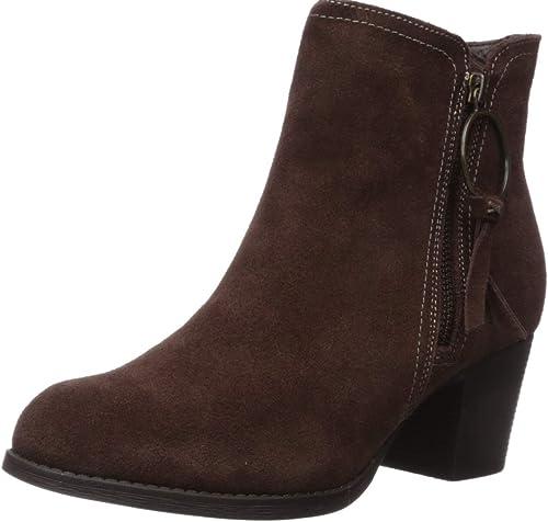 Wearable Comfort Short Zip Ankle Boot