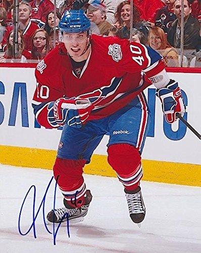Autographed Lapierre Photograph - 8X10 - Autographed NHL Photos