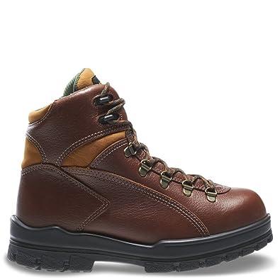 """Tacoma DuraShocks Steel-Toe Waterproof EH 6"""" Work Boot"""