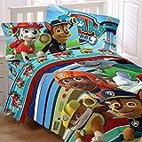 Paw Patrol Twin Bedding Set Puppy Hero Comforter Sheets