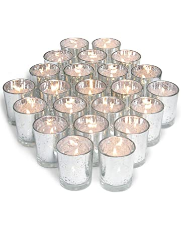72990c3caaa Volens Gold Votive Candle Holders