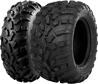 1 NEW 25X10-12 Carlisle ATV AT489 25//10 TIRE