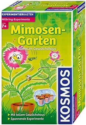 KOSMOS Experimentierkästen Mitbring-Experimente Mimosen-Garten ab 7 J 657031