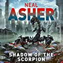 Shadow of the Scorpion Audiobook by Neal Asher Narrated by Ric Jerrom