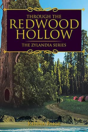 Through the Redwood Hollow