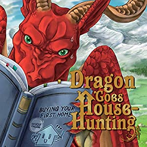 Amazon.com: Dragon Goes House-Hunting Vol. 2 eBook: Kawo ...