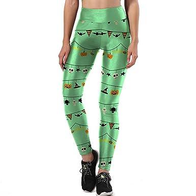 cinnamou Pantalon Mujer, Yoga Leggins Fitness Pantalones ...