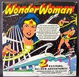 Wonder Woman Book and Record Set