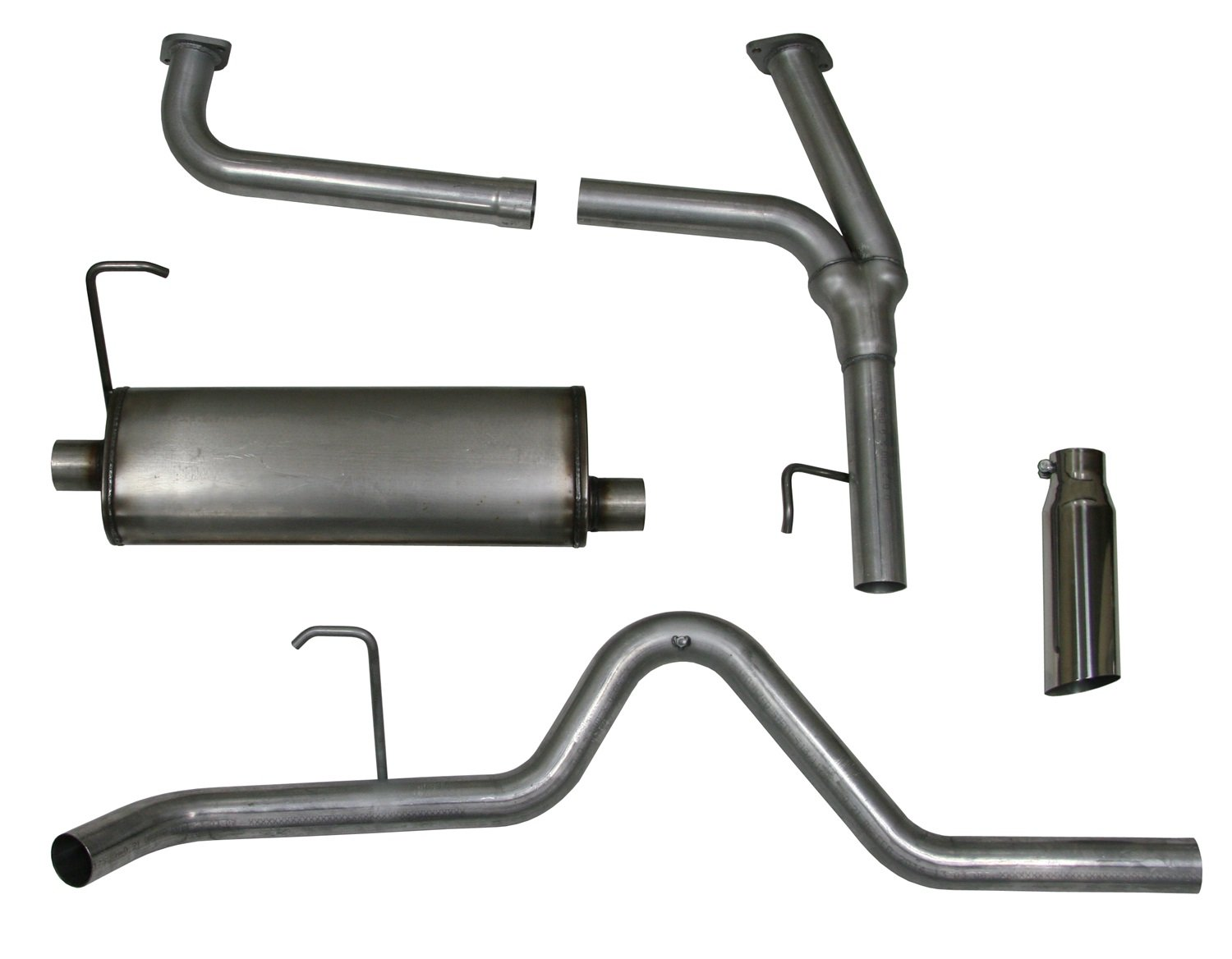 Doug Thorley Headers 83205 Cat-Back Exhaust for Nissan Frontier CC//SB 4.0L 2//4 WD