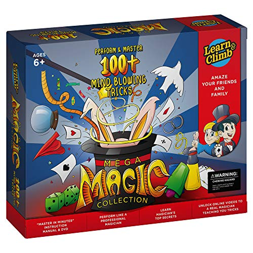 Mega Magic Kit For