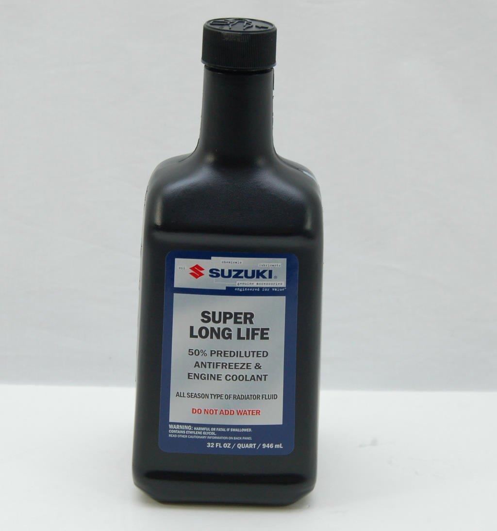 Suzuki Long Life Engine Coolant 32 Ounce Bottle 990A0-02000: Amazon.co.uk:  Car & Motorbike