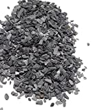 buy Natural Slate Stone - Less than 1/8 inch Slate Gravel for Miniature or Fairy Garden, Aquarium, Model Railroad & Wargaming 8oz now, new 2019-2018 bestseller, review and Photo, best price $8.94