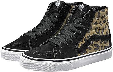 vans zapatillas leopardo
