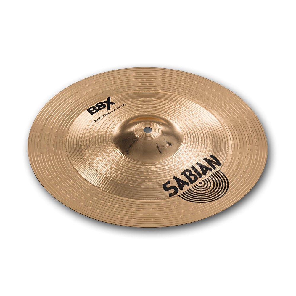 Sabian 41416X 14-Inch B8X Mini Chinese Cymbal