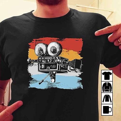 81de5665ab841 Amazon.com: Film producer Cinema Rotrel T-Shirt Hoodie Sweatshirt ...
