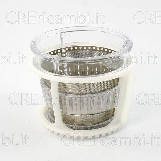 Ariete Filtro colador + soporte orientable para licuadora Centrika ...