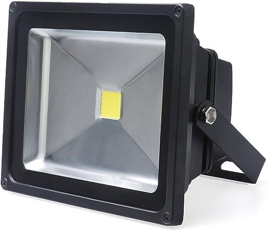 Auralum® Foco LED 20W Proyector de Luz Lámpara IP65 Impermeable ...