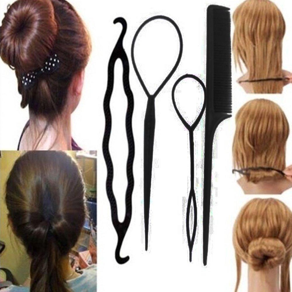 Astonishing Celldeal Topsy Tool Hair Braid For Ponytail Tail Styling Maker Short Hairstyles For Black Women Fulllsitofus
