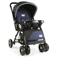 LuvLap Galaxy Baby Stroller and Pram (Black)
