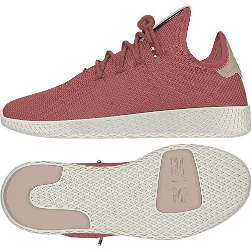 Adidas PW Tennis HU W, Zapatillas de Deporte para Mujer, Rosa Roscen/Blatiz