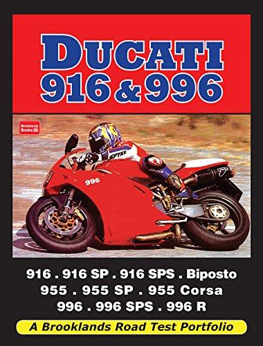 Ducati 916 - 9