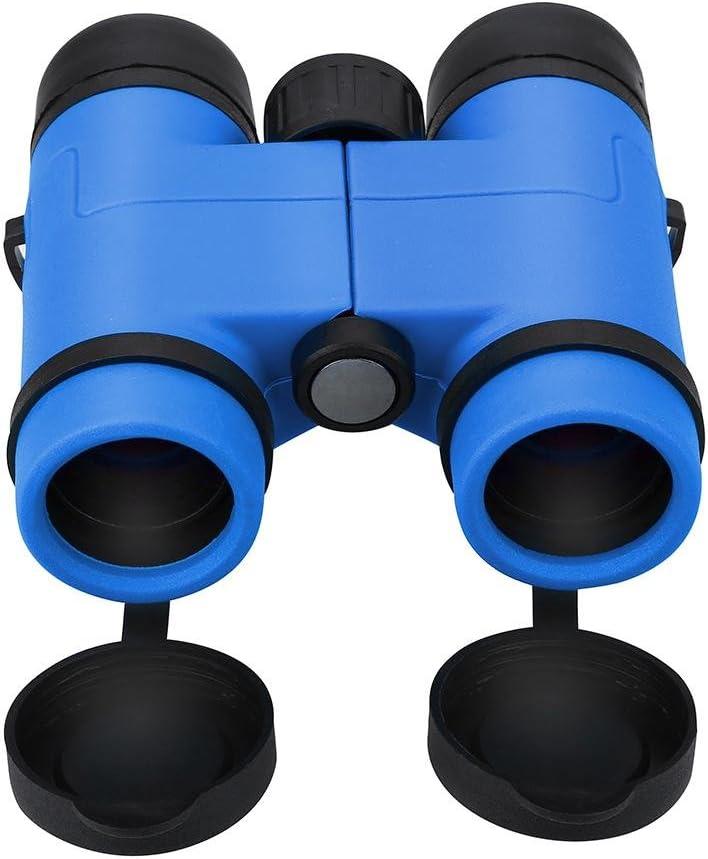 8X30 High Powered Bird Watching Binoculars for Children Gift Kids Binocular Toy Blue