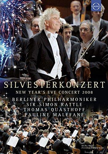Silvesterkonzert 2008: Gala From Berlin (Blu-ray)