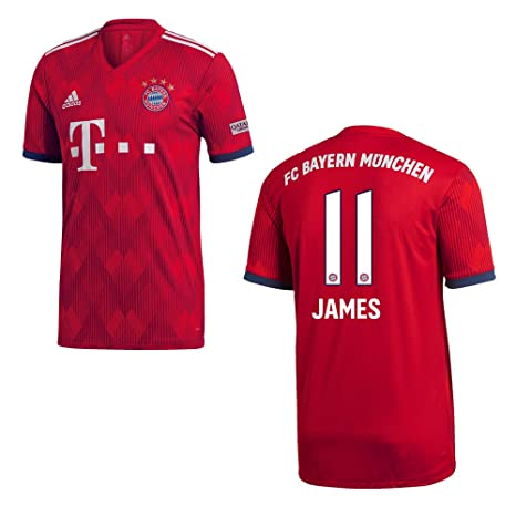 Adidas FC Bayern München Home Portiere Maglia Youth 2018