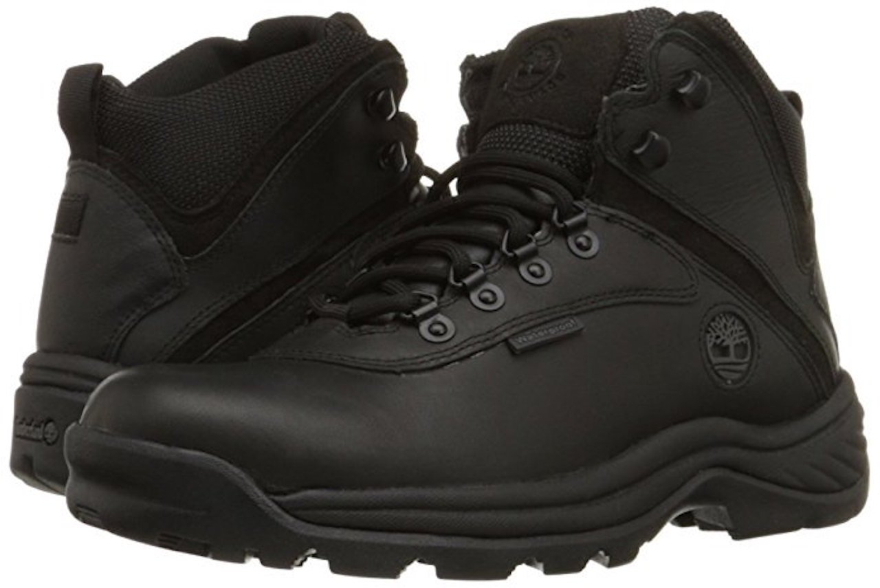 Timberland White Ledge Men's Waterproof Boot (11 D(M) US, Black)