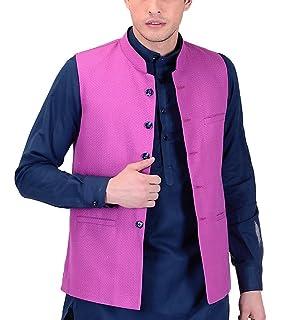 Royal Tag 7 Men's Cotton Jacket 40 Pink