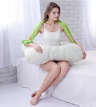 Breast pillow Almohada de amamantamiento para Gemelos Almohada de Lactancia para Lactancia Materna Almohada/Almohadilla de Embarazo