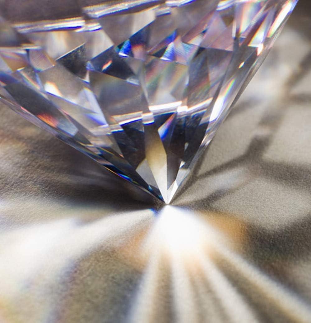 Adwikoso Crystal Ball Prism Pendant Glass Chandelier Hanging Pendant Feng Shui Suncatcher Wedding Home Window D/écor 30mm-20pack