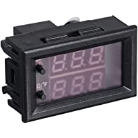 Festnight DC 12V LED programable Regulador del termostato