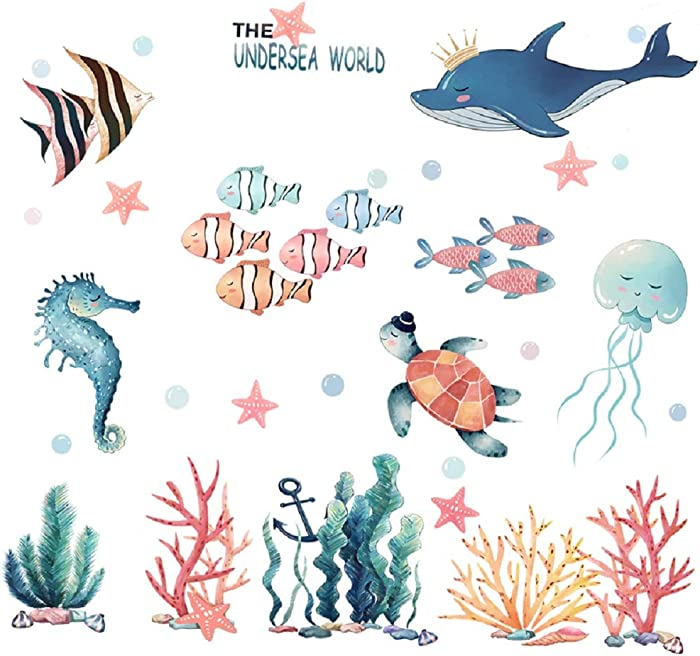 Top 9 Girls Room Under The Sea Decor